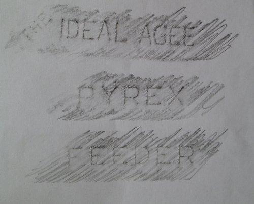 agee pyrex